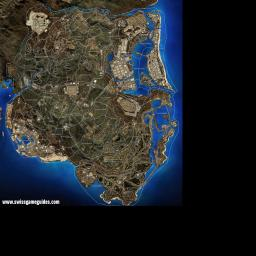 need for speed payback collectibles map
